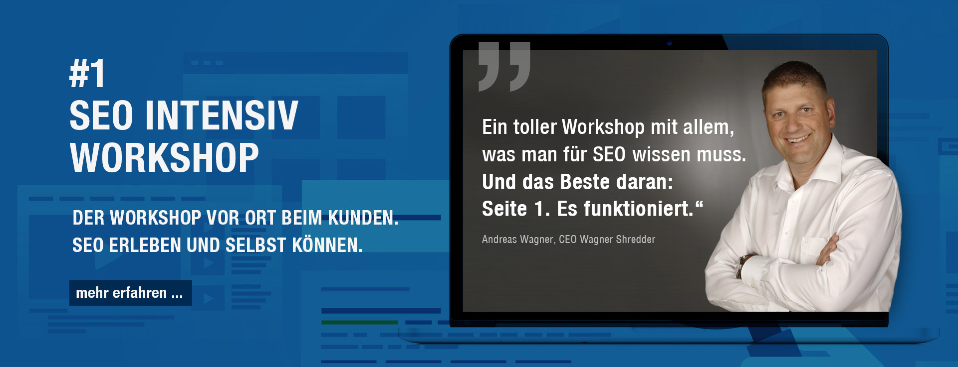 SEO Agentur Wien SEO Workshop Wien